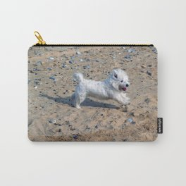 Beach dog - Norfolk Carry-All Pouch