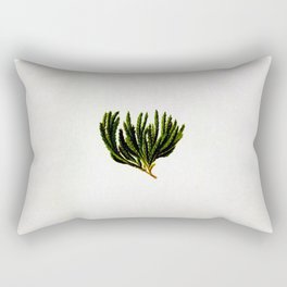 Botanical Moss Rectangular Pillow