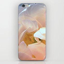 My favorite tulip -- Tulipa Angélique iPhone Skin