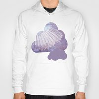 wings Hoodies featuring WINGS by INA FineArt