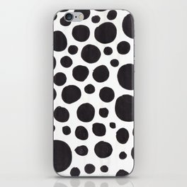 Blup Poster Patterns iPhone Skin