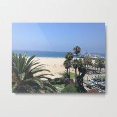 Santa Monica, CA Metal Print