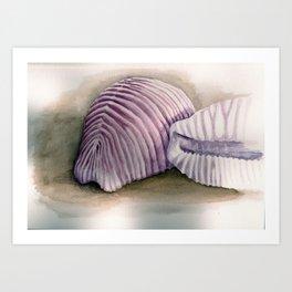 Groatie Buckie Art Print