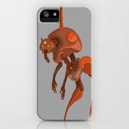 #004 iPhone Case