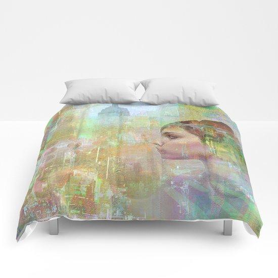 if you go away Comforters