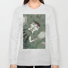 Schneewittchen-The New Queen Long Sleeve T-shirt