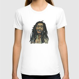 Rasta  Man T-shirt