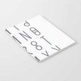 alphabet light version Notebook
