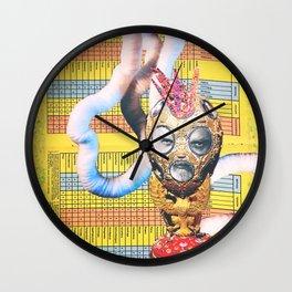 Pleasure Concertos Wall Clock
