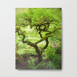 The Gnarly One Metal Print