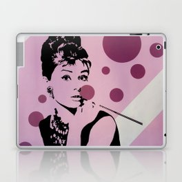 Hepburn #1 Laptop & iPad Skin