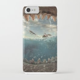 Smile you son of a... iPhone Case