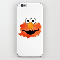 elmo iPhone & iPod Skins featuring ElmO by Cookstar