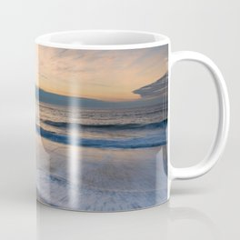 Sandwood Bay at Sunset Coffee Mug