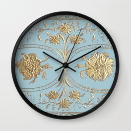 let them eat cake Wall Clock