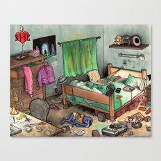 BHC - GONZO Canvas Print