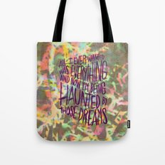 KING TUFF Tote Bag