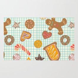 Gingerbread Rug