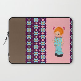 little miss mink Laptop Sleeve