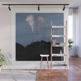 The Big Smoke - Dublin Wall Mural