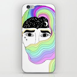 you're always on my mind and that's fine iPhone Skin