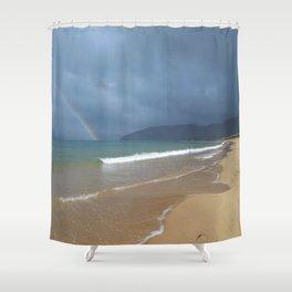 Narin Portnoo Beach Donegal Ireland Shower Curtain