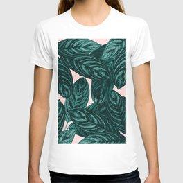 Tropical Leaves Vibes #1 #tropical #foliage #decor #art #society6 T-shirt