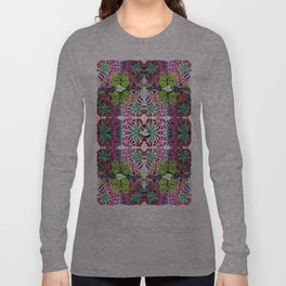 Symmetrical Mouse (121) Long Sleeve T-shirt