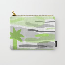 Palm Fade Carry-All Pouch