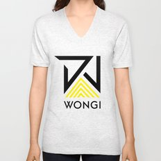 DJ Wongi Unisex V-Neck