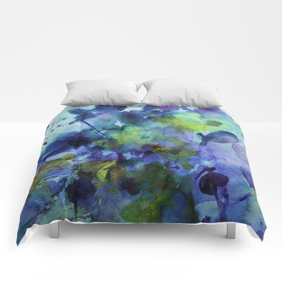 purple dream Comforters