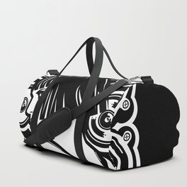 Harness Girl Duffle Bag