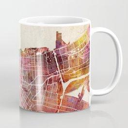New Orleans map Coffee Mug