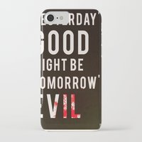 metal gear solid iPhone & iPod Cases featuring Metal Gear Solid Quote by Stuff Alaska Does