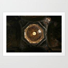 Palermo Art Print