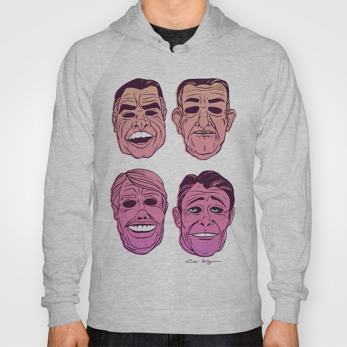 Point Break Ex Presidents Hoody Sweatshirt