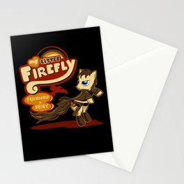 My Little Firefly Stationery Cards