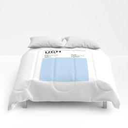Ugh - Colour Card Comforters