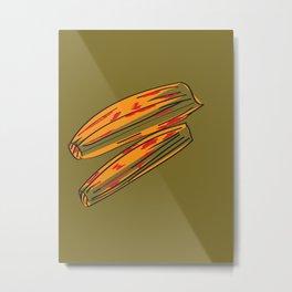 Tamales Metal Print
