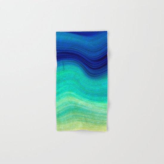 SEA BEAUTY 3 Hand & Bath Towel