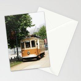 Porto Tram Stationery Cards