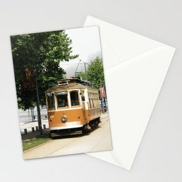 Porto Tram Stationery Cards