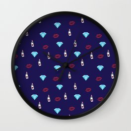 fab-U-lous Wall Clock