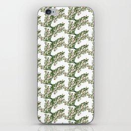 Roses pattern 2 iPhone Skin