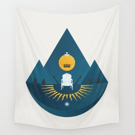 The Sun King Wall Tapestry