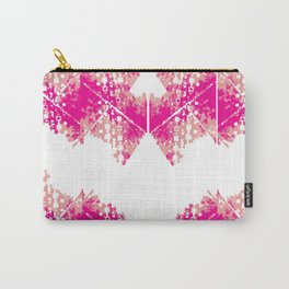 Bright urban texture pattern Carry-All Pouch