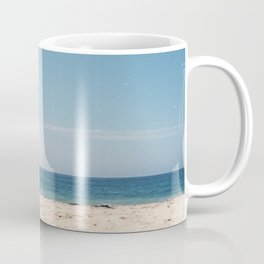 Old mate at the beach Coffee Mug