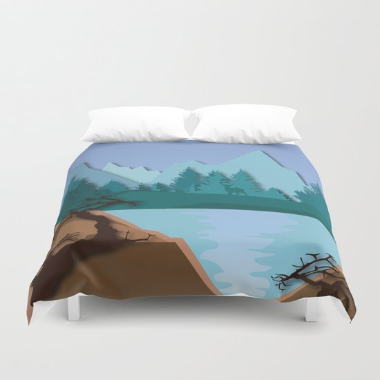 My Nature Collection No. 38 Duvet Cover