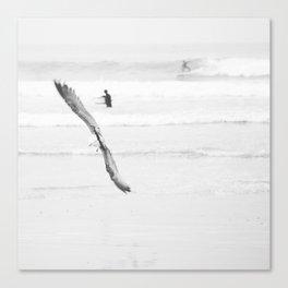 catch a wave VI Canvas Print