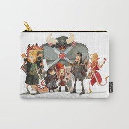 Dungeons and Dragons Carry-All Pouch